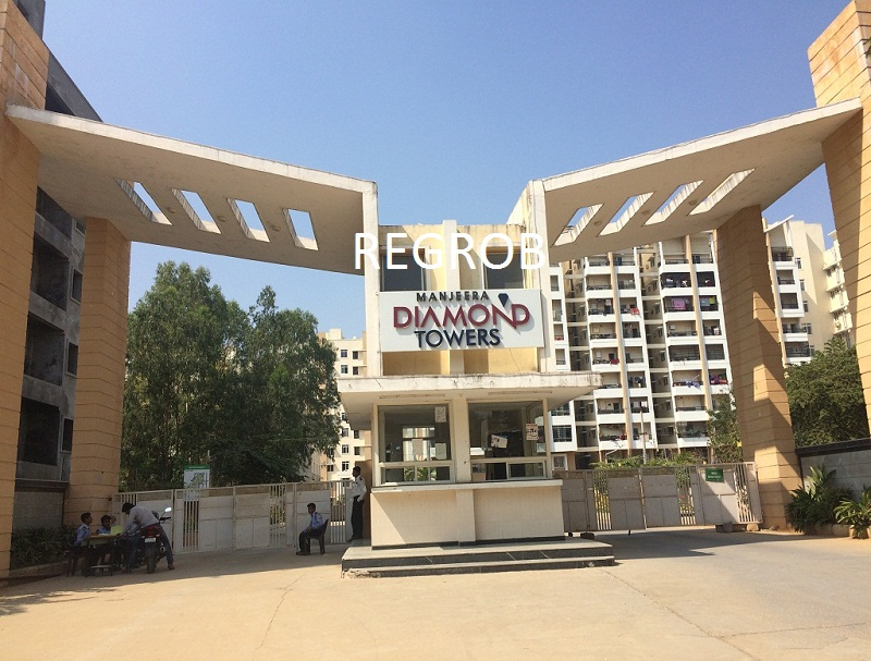 manjeera diamond towers