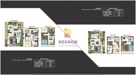 4 BHK villas in Jains Four Seasons