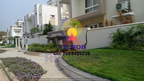 Manjeera Purple Town Villas