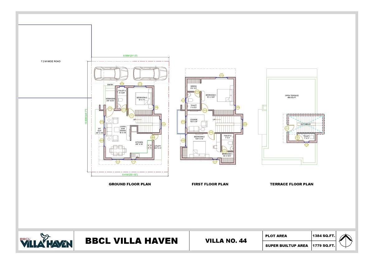 Bbcl Villa Haven Regrob