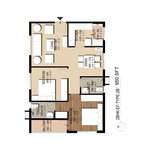 2 bhk apartments in Praneeth APR Pranav Zenith