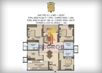 3.5 bhk apartments in Prestige High Fields