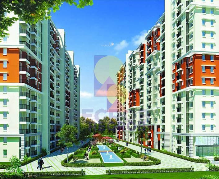 Prestige Fern Residency buildings