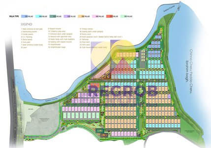 Master Plan Vessella Meadows