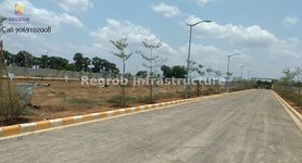 Vertex Capital Vista Plot Kaza Guntur Floor Plan