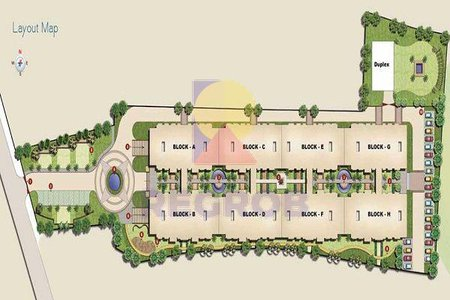 Master Plan of Lifestyle Orchid