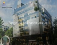 Krishna Grandeur Commercial Office Space Enikepadu Vijayawada Floor Plan