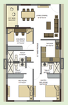 3 BHK PS Srijan Ozone