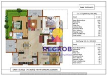 Ozone Heights  4 bhk