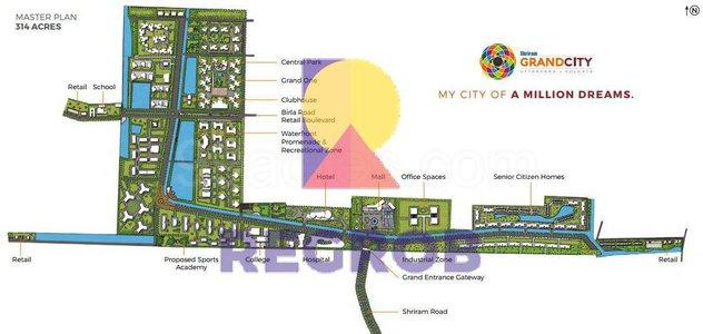 Shriram Grand City Regrob