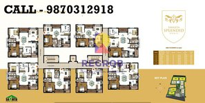 Samhita Splendid Homes Tadepalli Guntur Floor Plan