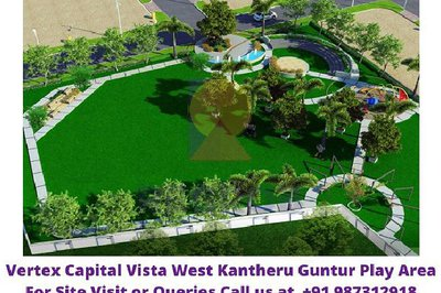 Vertex Capital Vista West Knatheru Guntur Play Area