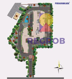 purva limousine homes master plan