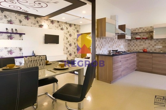 Salarpuria Sattva Laurel Heights Kitchen Facing