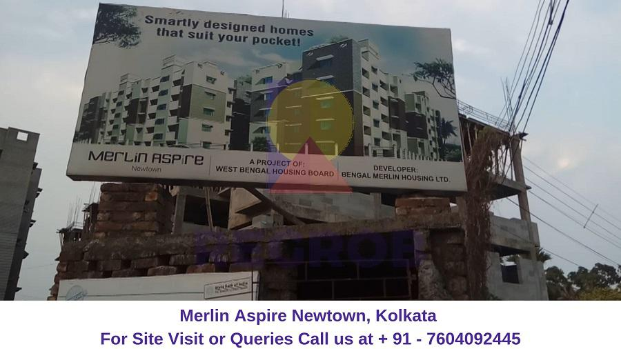 Merlin Aspire Newtown, Kolkata