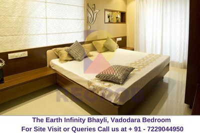 The Earth Infinity Vasna - Bhayli Road Vadodara