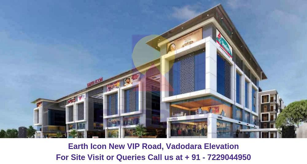 Earth Icon New VIP Road, Vadodara