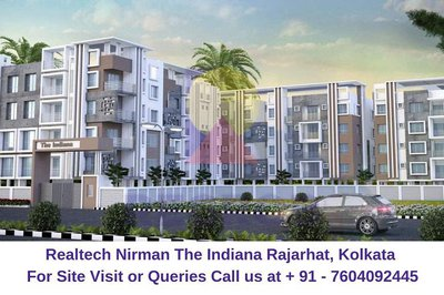 Realtech Nirman The Indiana Rajarhat, Kolkata
