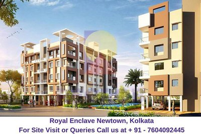 New Royal Enclave Newtown, Kolkata