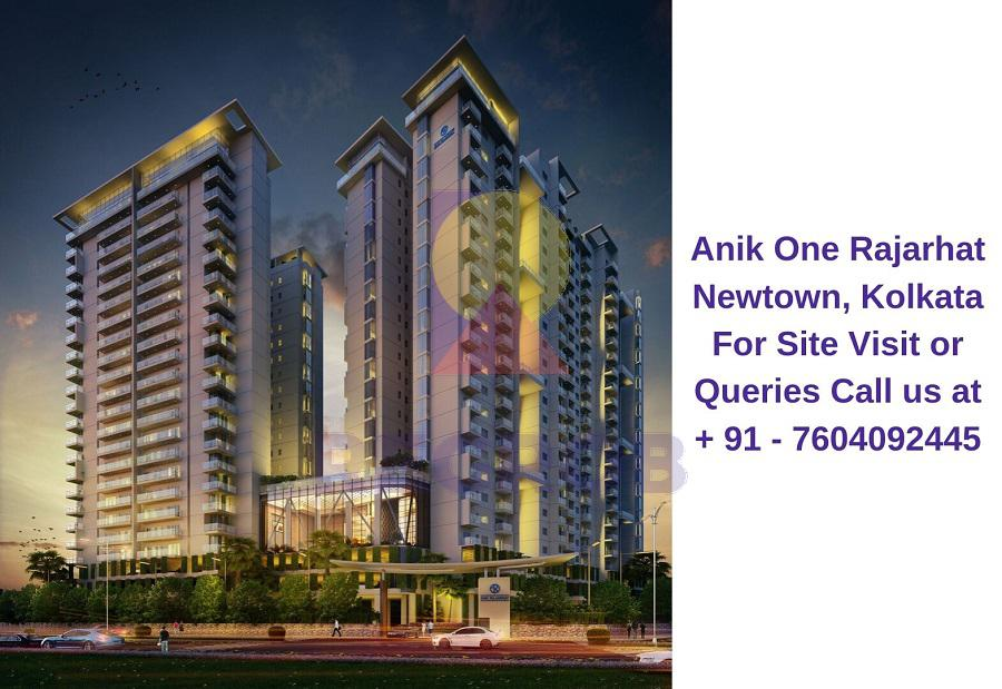 3 BHK Flats For Sale in Anik One Rajarhat - Regrob