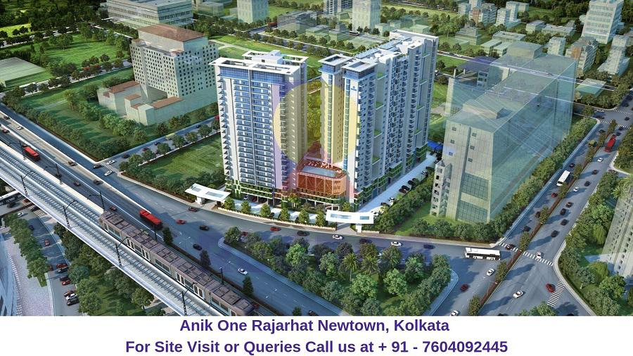 4 BHK Flats For Sale in Anik One Rajarhat - Regrob