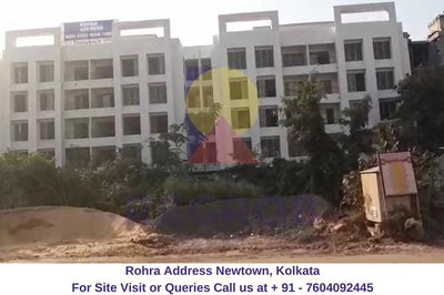 Rohra Address Newtown Kolkata