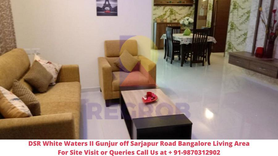 DSR White Waters Phase II  Sarjapur Road Bangalore