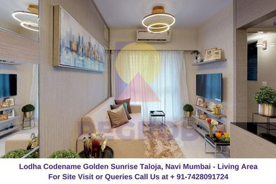 Lodha Codename Golden Sunrise Taloja Road, Navi Mumbai