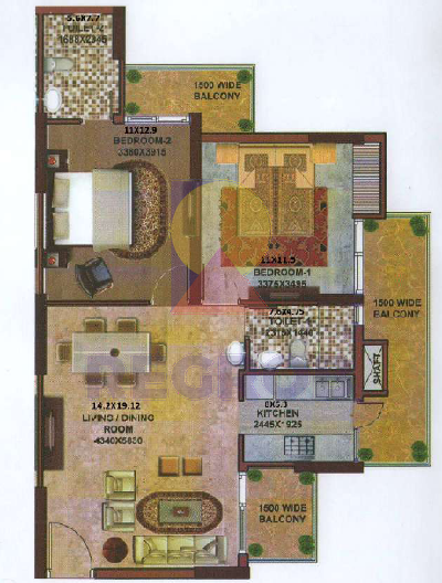 Aastha Greens Noida Extension