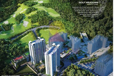 Godrej Golf Meadows Panvel, Navi Mumbai