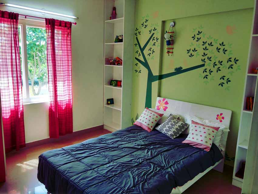 Provident Sunworth Kid's Bedroom
