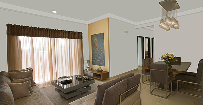 1.5 BHK in Prestige Sunrise Park