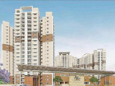 2.5 BHK in Prestige Sunrise Park