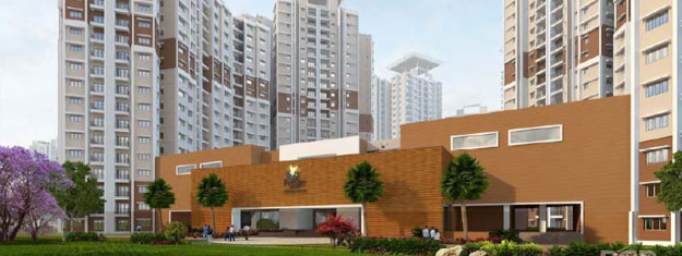 3 BHK in Prestige Sunrise Park