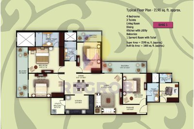 Mahagun Mywoods Noida Extension