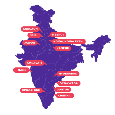 Regrob Franchise in India
